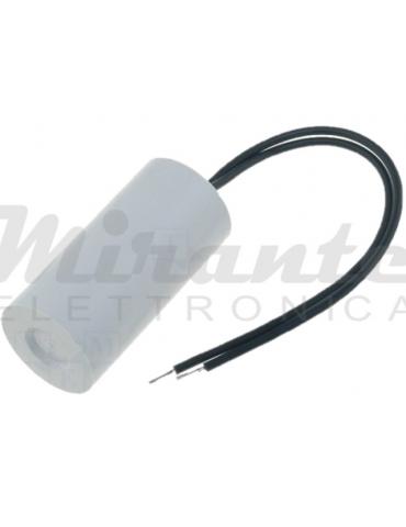 MIFLEX Condensatore per motori 35uF 450V 50x78mm
