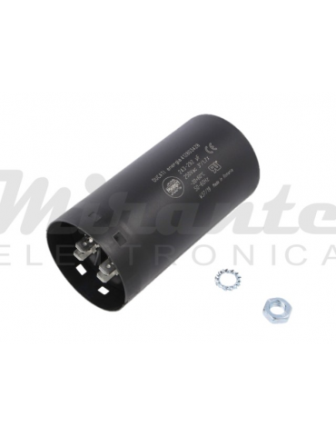 DUCATI ENERGIA Condensatore per Motori Bifase 262uF Ø52x105mm