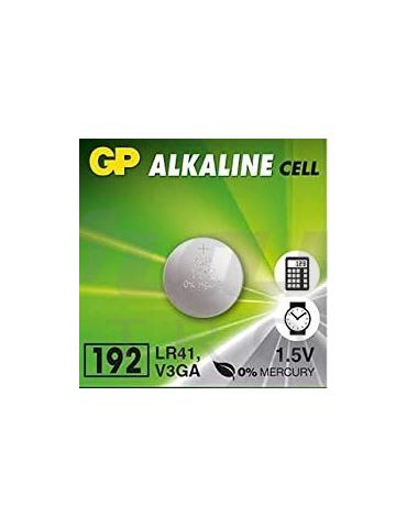 GP BATTERIES - Batteria a bottone, alcalina LR41