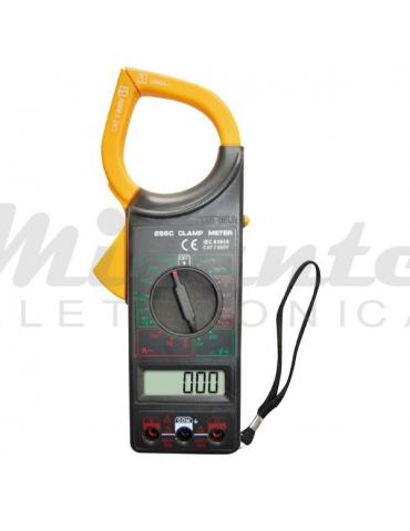 LIFE - Pinza Amperometrica 1000A con Multimetro Tester