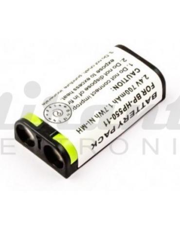 ECO BP-HP550-11 - Batteria Compatibile Sony Cuffia Wireless