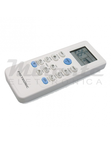 Metronic - Telecomando Condizionatore 5000 Codici