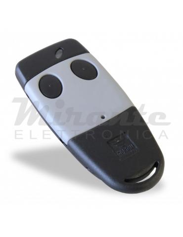 Cardin S449 QZ/2 telecomando originale 2 tasti 433 Mhz rolling code radiocomando TRQ449200 TXQ 449200 apricancello