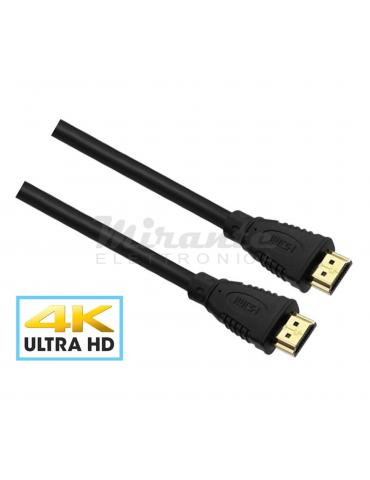 Alcapower - Cavo HDMI 2.0a 4K 2K Oro 1,5 metri