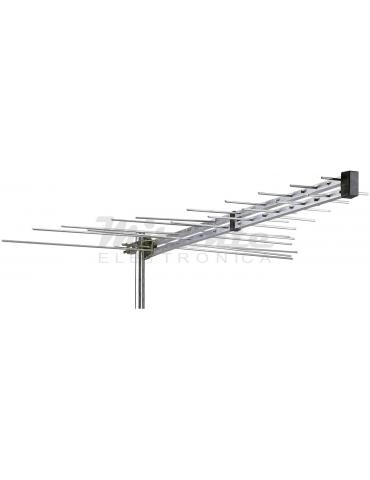 Digisat-e, Antenna Logaritmica UHF-VHF, 30 Elementi, F