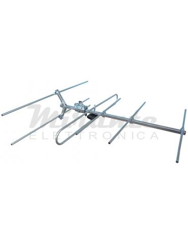 Metronic - Antenna VHF Banda III 3, Ch 5-12, 6 Elementi