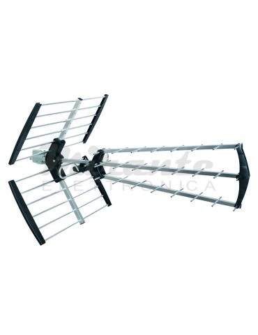 Metronic - Antenna UHF 39 Elementi DVB-T2 HD, 18dB