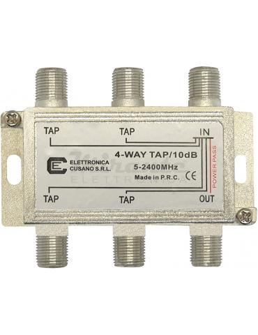 9433 - Derivatore di segnale Antenna 4 Uscite Derivate 10dB
