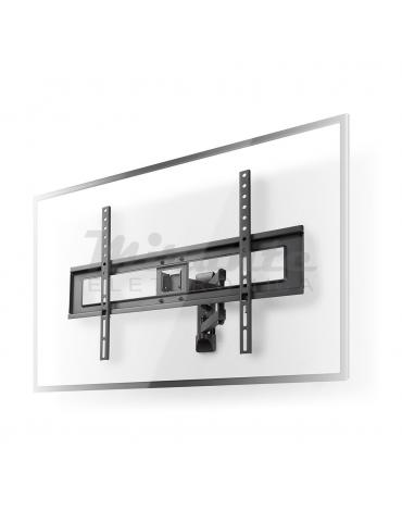"""Nedis - Supporto da parete TV omnidirezionale 37-70"""" Max 25 kg 3 punti di rotazione"""