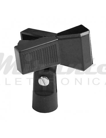 ZZIPP MSZZ041 Pinza Microfonica adatta per Mic 19-32mm
