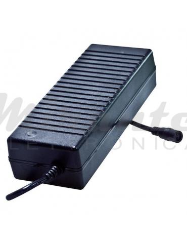 Alimentatore Switching 24V - 5A - 2 connettori