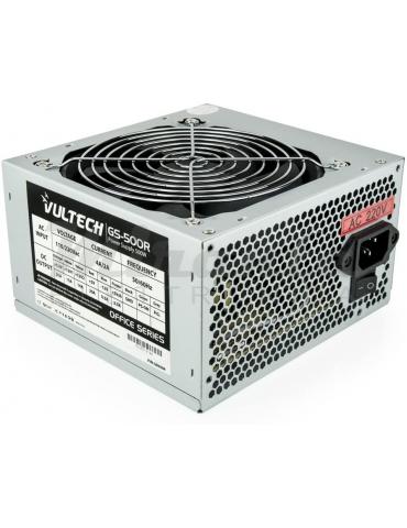 Vultech GS-500R Alimentatore PC Fisso 500W Con Ventola 2 Sata