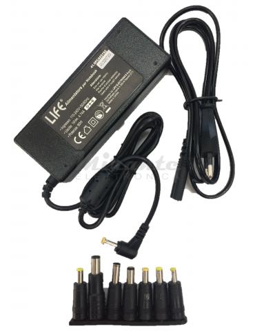 Life Alimentatore Universale per PC Notebook 19V - 4,74A, 90W