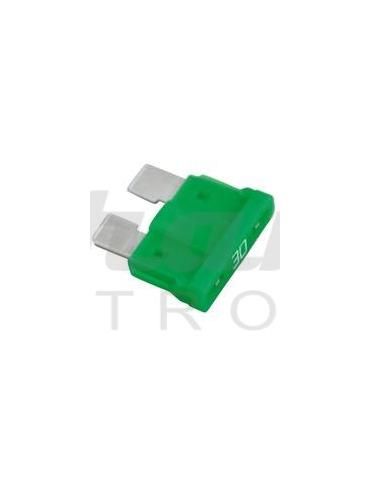 Fusibile Verde a Lama 19.0mm 30 Amp 32V