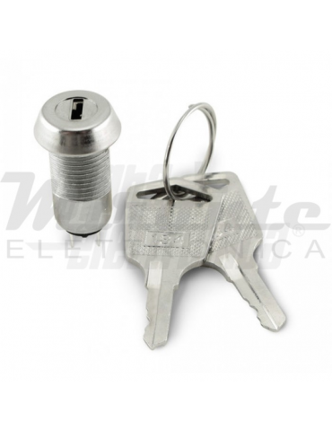 Alpha Elettronica ON-OFF Interruttore a chiave 12mm