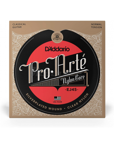 Pro Arte D'Addario EJ45 Set Corde Classica Normal Tension