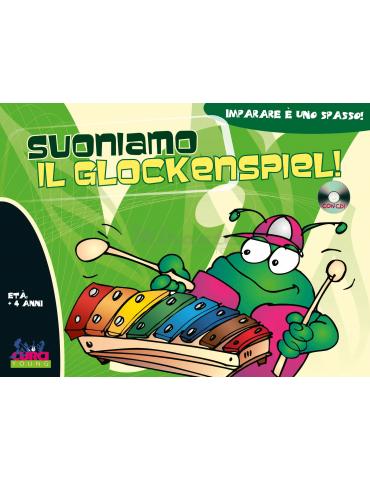 Suoniamo il glockenspiel!, libro