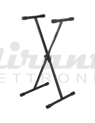 Soundsation Supporto per tastiera 20kg con altezza regolabile