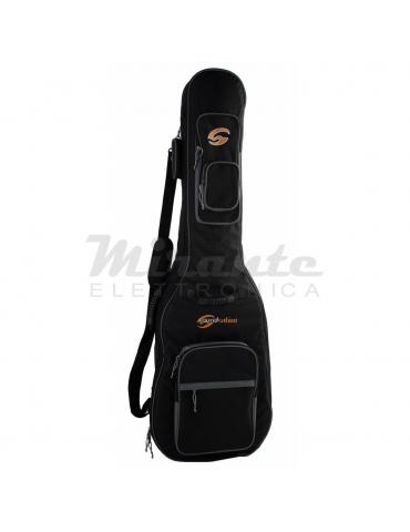 Borsa per chitarra acustica 4/4 con imbottitura da 30mm