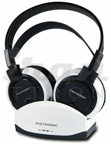 Metronic Cuffia Senza Fili Wireless