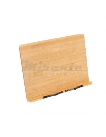Soundsation Leggio da Tavolo, in legno