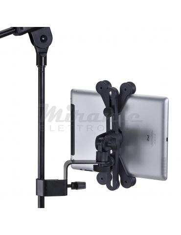Soundsation Supporto per Tablet per Asta Microfonica