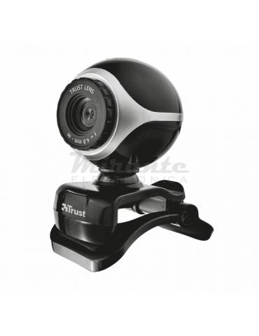 Trust Exis Webcam con risoluzione 640 x 480
