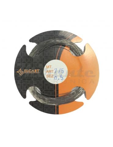 Rocchetto Stagno Sn60/Pb40, 0.5mm, confezione da 20gr