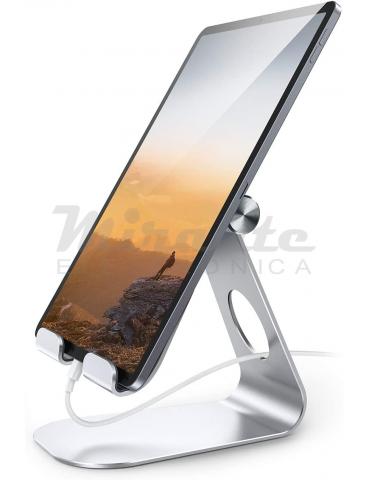 Supporto Tablet Scrivania Regolabile in Alluminio