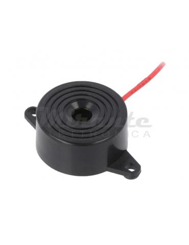 Buzzer trasduttore del suono piezo da 1,5v a 24V DC