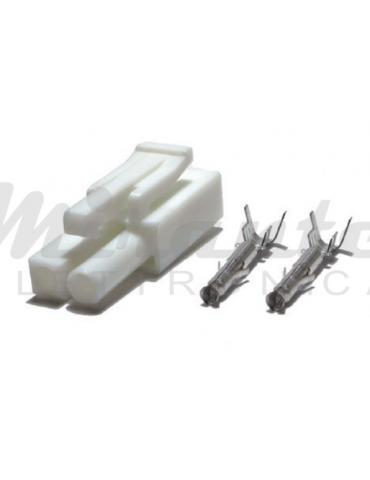 Spina Mini Tamiya Batteria Irreversibile, lunghezza 25mm