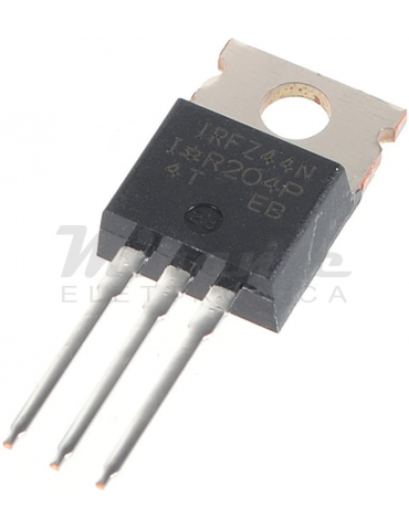 IRFZ44N, Transistore Mosfet N-Channel