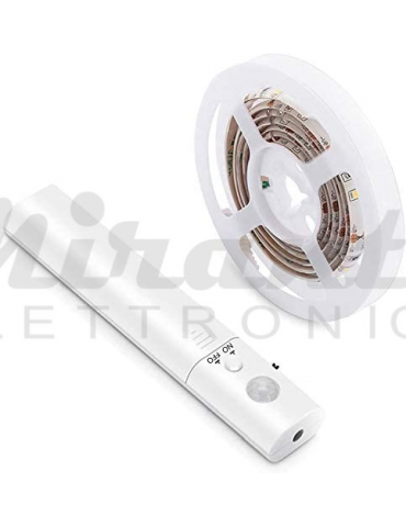 1 m striscia LED Luce naturale per armadio a muro