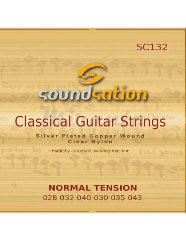 SOUNDSATION SC132 Muta corde per classica Normal tension