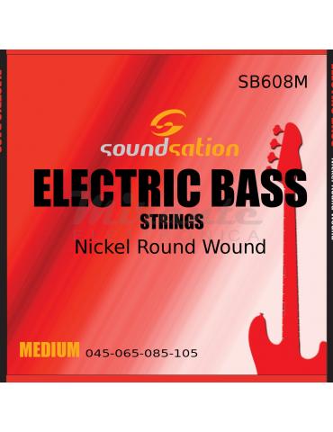 SOUNDSATION SB608M Muta corde per basso elettrico - Medium