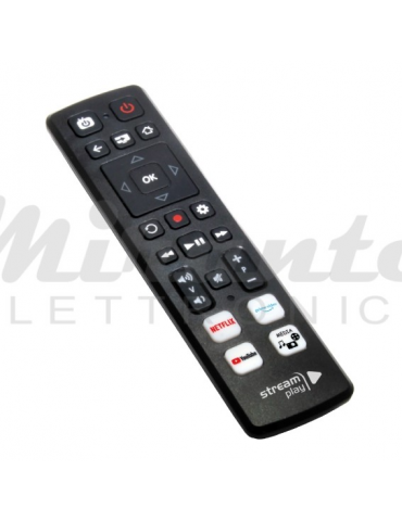GBS Jolly Line Telecomando Universale Netflix, Youtube, Amazon Prime Video