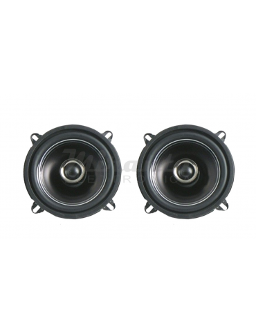 Phonocar 2/643 Coppia 2 Altoparlanti Coassiali 2 Vie, 130mm, 100W Max, 40W RMS