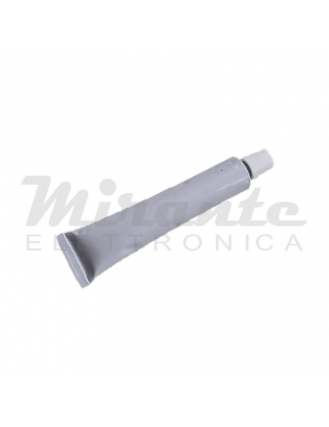 Grasso Termoconduttivo al Silicone Bianco Dissipante, 50 grammi