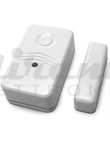 Avidsen 100115 Contatto Magnetico aggiuntivo per Allarme 100108 e 100111