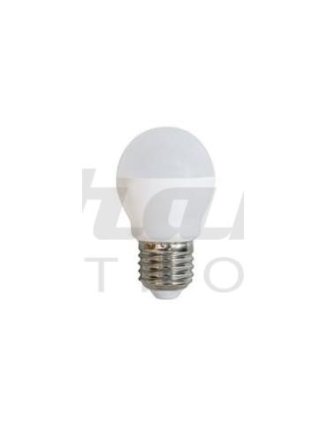 8W Life Lampadina LED G45 Mini sfera, E27 Luce Fredda