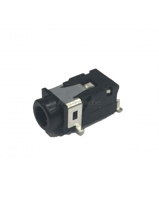 Presa Jack 3.5mm - 4 Poli - SMD