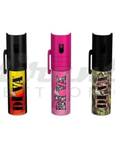 DiVa Spray al Peperoncino, 15ml