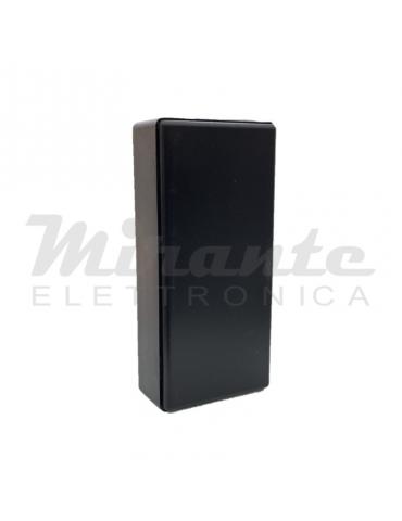 Contenitore Scatola 56x121x31, nero