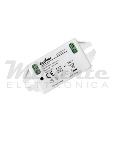 Alcapower 963007 Alimentatore Switching IP20 12V 6W 0.5A