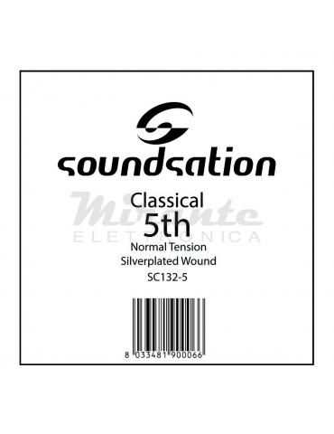 Soundsation Corda per Chitarra Classica, 5 Corda LA , Normal Tension