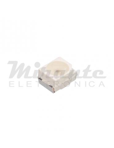 LED SMD 3528 PLCC2 | Giallo e Verde, confezione da 5 pezzi