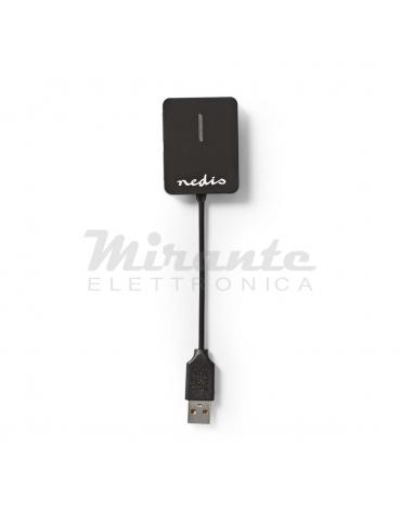 Nedis Multipresa Hub USB Multiporta 4x USB 2.0