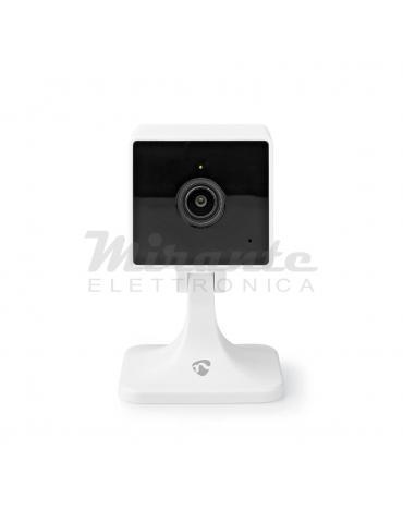 Nedis Telecamera IP WiFi Full HD 1080p, MicroSD 128gb, Visione notturna, App