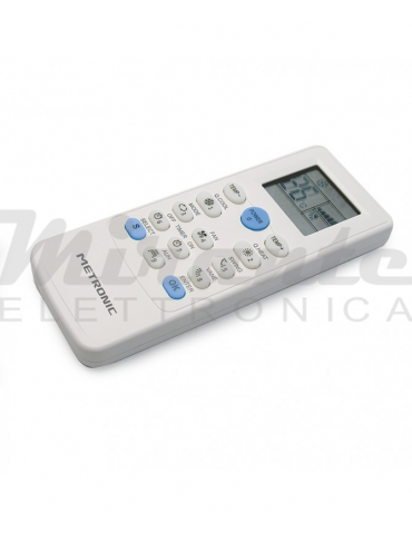 Metronic Telecomando Air Silver universale per condizionatori