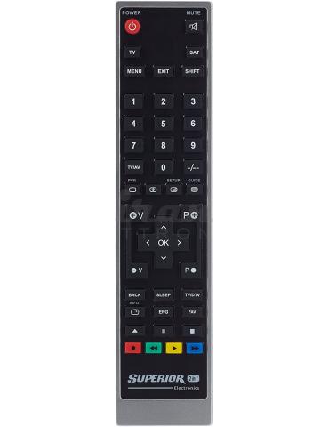 Superior 2in1 - Telecomando universale programmabile con due banchi di memoria